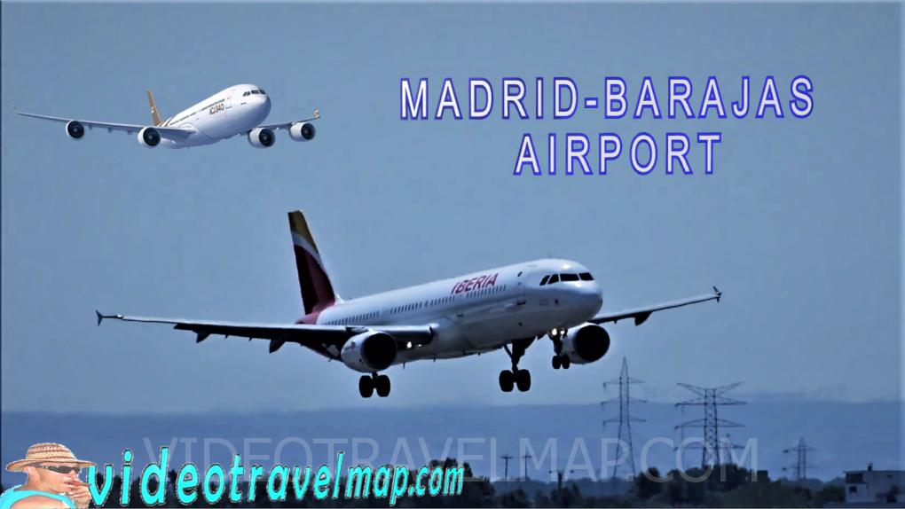 Lotnisko Barajas w Madrycie