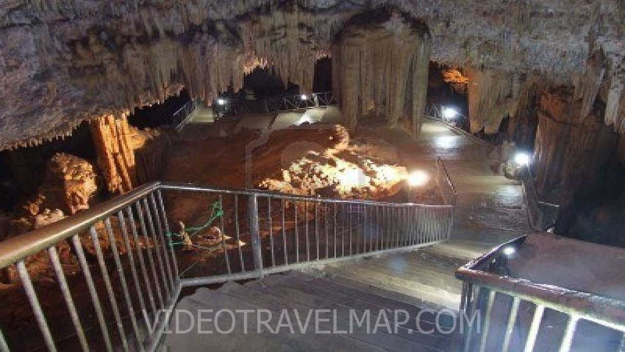 Jaskinie Bellamar w Matanzas