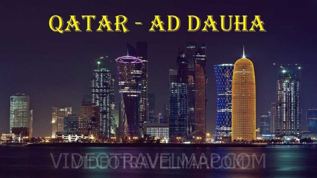 Wieżowce w Doha West Bay