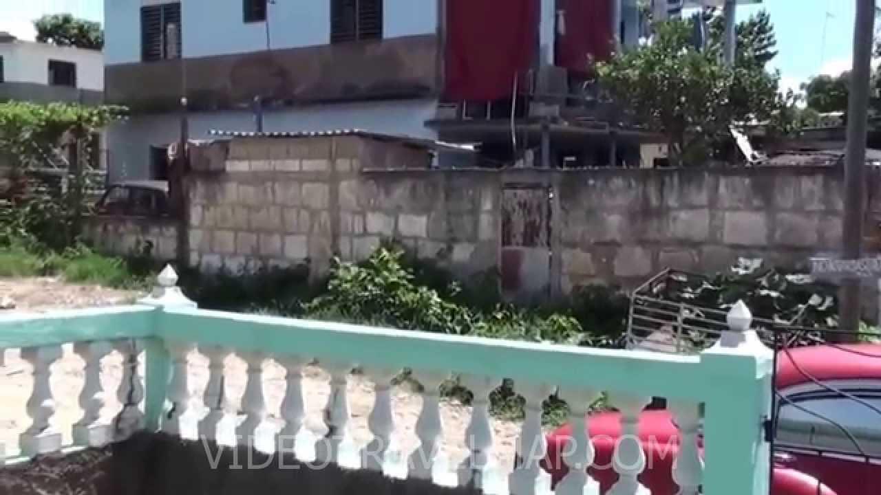 Kubański dom w Matanzas