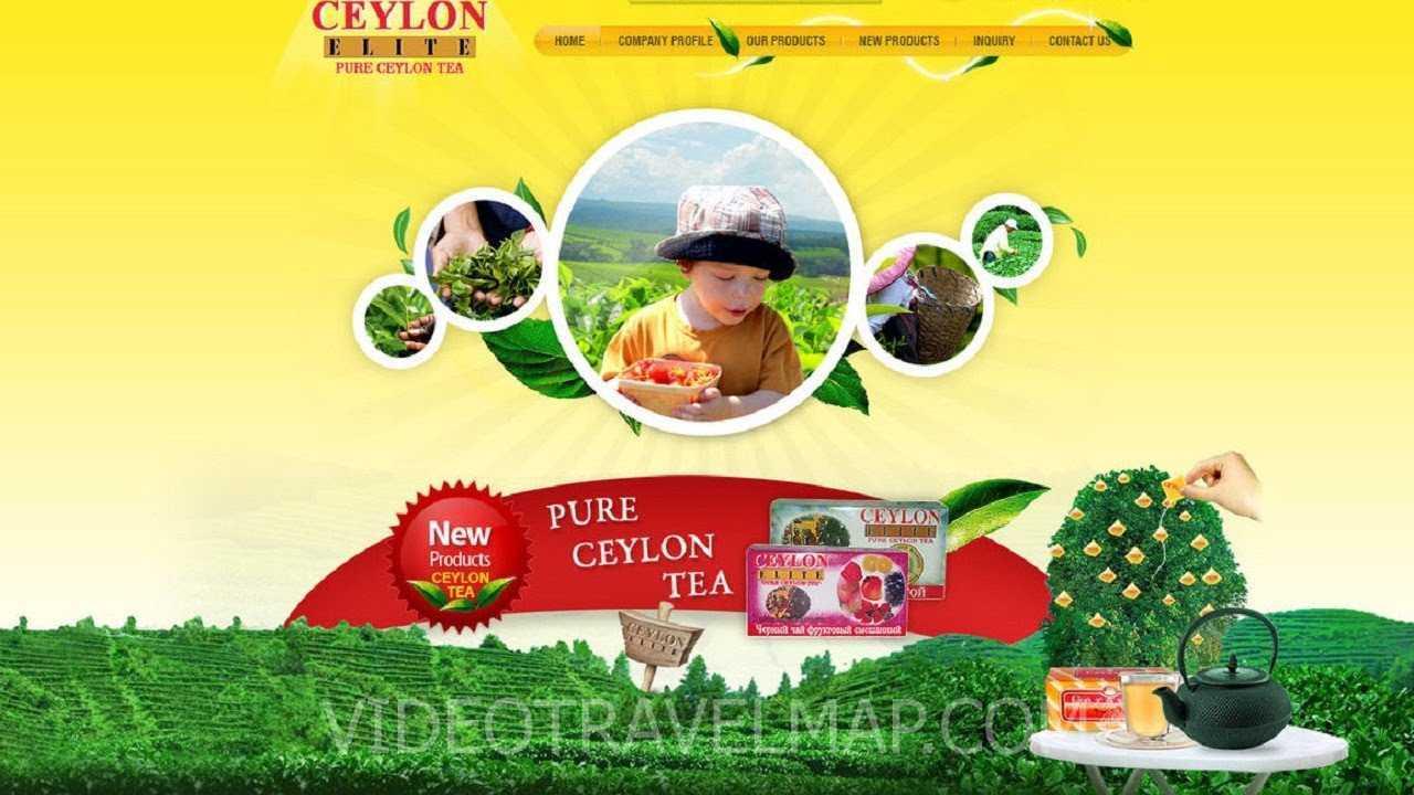 Herbaciarnia w Kalutara