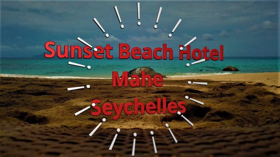 Pocztówka z Hotelu Sunset Beach