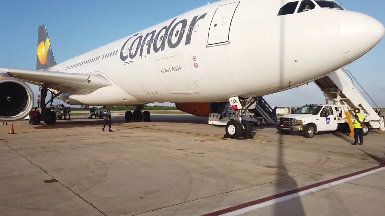 Lotnisko w La Romana pierwsze wrażenie