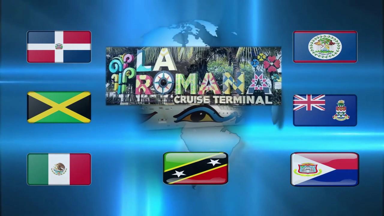 Terminal pasażerski w porcie La Romana