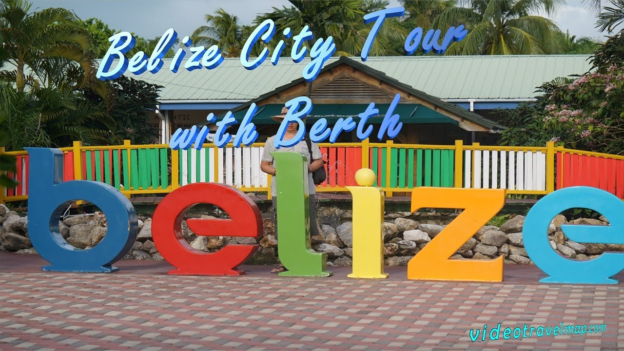 the Belize City history told by Berth
