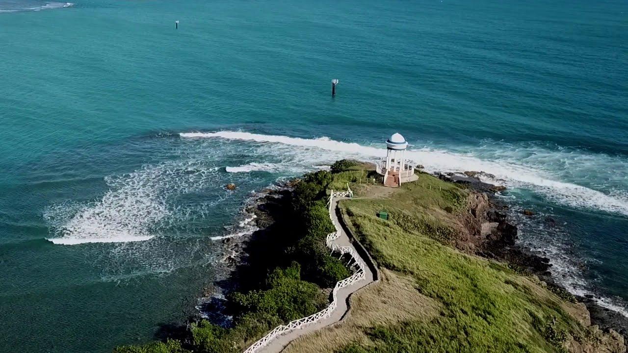 Playabachata Resort sfilmowany z drona