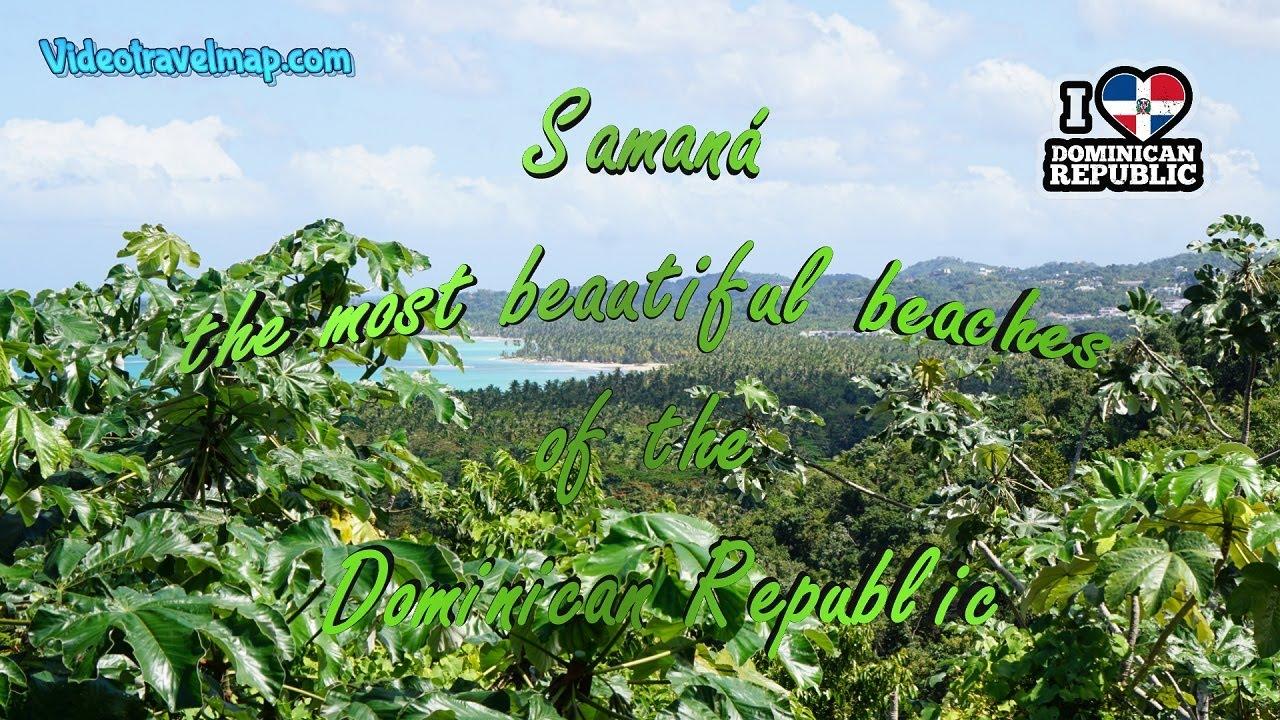 Samana Las Terrenas kawałek raju