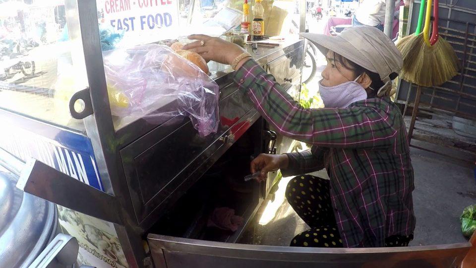 Fast Food kanapkowy Wietnam